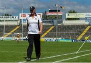 8 July 2018; Kilkenny manager Brian Cody during the Leinster GAA Hurling Senior Championship Final Replay match between Kilkenny and Galway at Semple Stadium in Thurles, Co Tipperary. Photo by Eóin Noonan/Sportsfile