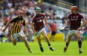 8 July 2018; Cathal Mannion of Galway in action against James Maher of Kilkenny during the Leinster GAA Hurling Senior Championship Final Replay match between Kilkenny and Galway at Semple Stadium in Thurles, Co Tipperary. Photo by Brendan Moran/Sportsfile