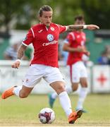 8 July 2018; Rhys McCabe of Sligo Rovers during the SSE Airtricity League Premier Division match between Bray Wanderers and Sligo Rovers at the Carlisle Grounds in Bray, Co Wicklow. Photo by Matt Browne/Sportsfile