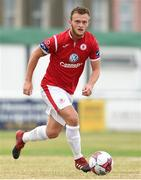 8 July 2018; David Cawley of Sligo Rovers during the SSE Airtricity League Premier Division match between Bray Wanderers and Sligo Rovers at the Carlisle Grounds in Bray, Co Wicklow. Photo by Matt Browne/Sportsfile