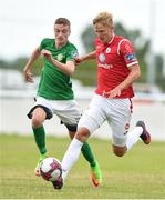 8 July 2018; Kris Twardeck of Sligo Rovers during the SSE Airtricity League Premier Division match between Bray Wanderers and Sligo Rovers at the Carlisle Grounds in Bray, Co Wicklow. Photo by Matt Browne/Sportsfile