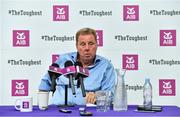 11 July 2018; Harry Redknapp, pictured at the launch of AIB's new series, The Toughest Rivalry. The series, airing exclusively across AIB's social channels, stars both Redknapp and former Italian footballer and Premier League manager Gianluca Vialli. AIB's Toughest Rivalry series will chronicle both Redknapp and Vialli's journeys as the two powerhouses will take charge of two rival GAA clubs. Vialli with Erin's Isle in Dublin, and Redknapp with Castlehaven in West Cork. The two teams faced off in an infamous 1998 AIB GAA All-Ireland Club Semi-Final, where Castlehaven were defeated by a last-minute questionable goal. The controversial ending left both teams with unfinished business. The first episode of The Toughest Rivalry will air on Friday, July 13th and every Friday, exclusively on AIB's social channels. For exclusive content and behind the scenes action from The Toughest Rivalry follow us @AIB_GAA on Twitter, Instagram, Snapchat, Facebook and AIB.ie/GAA. Photo by Brendan Moran/Sportsfile