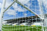 14 July 2018; A general view of a goalnet prior to the GAA Hurling All-Ireland Senior Championship Quarter-Final match between Clare and Wexford at Páirc Ui Chaoimh in Cork. Photo by Brendan Moran/Sportsfile
