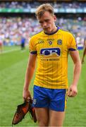 14 July 2018; Enda Smith of Roscommon after the GAA Football All-Ireland Senior Championship Quarter-Final Group 2 Phase 1 match between Tyrone and Roscommon at Croke Park in Dublin. Photo by Ray McManus/Sportsfile