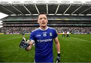 15 July 2018; Conor McManus of Monaghan celebrates after the GAA Football All-Ireland Senior Championship Quarter-Final Group 1 Phase 1 match between Kildare and Monaghan at Croke Park, Dublin. Photo by David Fitzgerald/Sportsfile