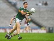 15 July 2018; Jack Barry of Kerry in action against Ian Burke of Galway during the GAA Football All-Ireland Senior Championship Quarter-Final Group 1 Phase 1 match between Kerry and Galway at Croke Park, Dublin. Photo by Piaras Ó Mídheach/Sportsfile