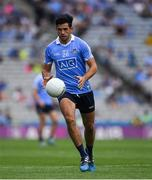 14 July 2018; Cian O'Sullivan of Dublin  during the GAA Football All-Ireland Senior Championship Quarter-Final Group 2 Phase 1 match between Dublin and Donegal at Croke Park in Dublin. Photo by Ray McManus/Sportsfile