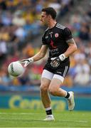 14 July 2018; Goalkeeper Niall Morgan of Tyrone during the GAA Football All-Ireland Senior Championship Quarter-Final Group 2 Phase 1 match between Tyrone and Roscommon at Croke Park in Dublin. Photo by Ray McManus/Sportsfile