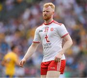 14 July 2018; Hugh Pat McGeary of Tyrone during the GAA Football All-Ireland Senior Championship Quarter-Final Group 2 Phase 1 match between Tyrone and Roscommon at Croke Park in Dublin. Photo by Ray McManus/Sportsfile
