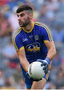 14 July 2018; Colm Lavin of Roscommon during the GAA Football All-Ireland Senior Championship Quarter-Final Group 2 Phase 1 match between Tyrone and Roscommon at Croke Park in Dublin. Photo by Ray McManus/Sportsfile