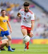 14 July 2018; Tiarnan McCann of Tyrone during the GAA Football All-Ireland Senior Championship Quarter-Final Group 2 Phase 1 match between Tyrone and Roscommon at Croke Park in Dublin. Photo by Ray McManus/Sportsfile