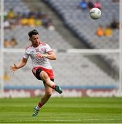14 July 2018; Matthew Donnelly of Tyrone during the GAA Football All-Ireland Senior Championship Quarter-Final Group 2 Phase 1 match between Tyrone and Roscommon at Croke Park in Dublin. Photo by Ray McManus/Sportsfile