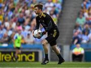 14 July 2018; Shaun Patton of Donegal during the GAA Football All-Ireland Senior Championship Quarter-Final Group 2 Phase 1 match between Dublin and Donegal at Croke Park in Dublin.  Photo by Ray McManus/Sportsfile