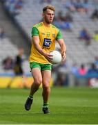 14 July 2018; Stephen McMenamin of Donegal during the GAA Football All-Ireland Senior Championship Quarter-Final Group 2 Phase 1 match between Dublin and Donegal at Croke Park in Dublin.  Photo by Ray McManus/Sportsfile
