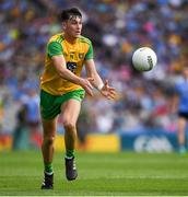 14 July 2018; Michael Langan of Donegal during the GAA Football All-Ireland Senior Championship Quarter-Final Group 2 Phase 1 match between Dublin and Donegal at Croke Park in Dublin.  Photo by Ray McManus/Sportsfile