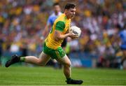 14 July 2018; Jamie Brennan of Donegal during the GAA Football All-Ireland Senior Championship Quarter-Final Group 2 Phase 1 match between Dublin and Donegal at Croke Park in Dublin.  Photo by Ray McManus/Sportsfile