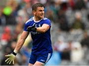 15 July 2018; Dessie Mone of Monaghan during the GAA Football All-Ireland Senior Championship Quarter-Final Group 1 Phase 1 match between Kildare and Monaghan at Croke Park, Dublin. Photo by Piaras Ó Mídheach/Sportsfile