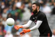 15 July 2018; Mark Donnellan of Kildare during the GAA Football All-Ireland Senior Championship Quarter-Final Group 1 Phase 1 match between Kildare and Monaghan at Croke Park, Dublin. Photo by Piaras Ó Mídheach/Sportsfile