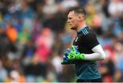 15 July 2018; Rory Beggan of Monaghan during the GAA Football All-Ireland Senior Championship Quarter-Final Group 1 Phase 1 match between Kildare and Monaghan at Croke Park, Dublin. Photo by Piaras Ó Mídheach/Sportsfile