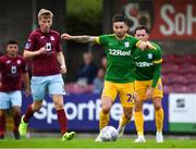 17 July 2018; Sean Maguire of Preston North End during the friendly match between Cobh Ramblers and Preston North End at Turners Cross in Cork. Photo by Brendan Moran/Sportsfile