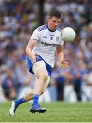 8 July 2018; Darren Hughes of Monaghan during the GAA Football All-Ireland Senior Championship Round 4 match between Laois and Monaghan at Páirc Tailteann in Navan, Co Meath. Photo by Ramsey Cardy/Sportsfile