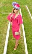 21 July 2018; Grainne Carr from Ardclough, Co Kildare, during Irish Oaks Day at the Curragh Racecourse in Kildare. Photo by Matt Browne/Sportsfile