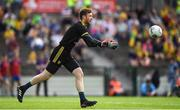 21 July 2018; Shaun Patton of Donegal during the GAA Football All-Ireland Senior Championship Quarter-Final Group 2 Phase 2 match between Roscommon and Donegal at Dr.Hyde Park in Roscommon. Photo by Ramsey Cardy/Sportsfile