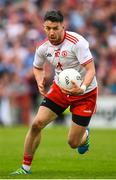 21 July 2018; Mattie Donnelly of Tyrone during the GAA Football All-Ireland Senior Championship Quarter-Final Group 2 Phase 2 match between Tyrone and Dublin at Healy Park in Omagh, Tyrone. Photo by Stephen McCarthy/Sportsfile
