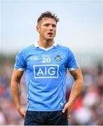 21 July 2018; Paul Flynn of Dublin during the GAA Football All-Ireland Senior Championship Quarter-Final Group 2 Phase 2 match between Tyrone and Dublin at Healy Park in Omagh, Tyrone. Photo by Stephen McCarthy/Sportsfile