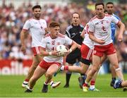 21 July 2018; Conor Meyler of Tyrone during the GAA Football All-Ireland Senior Championship Quarter-Final Group 2 Phase 2 match between Tyrone and Dublin at Healy Park in Omagh, Tyrone. Photo by Oliver McVeigh/Sportsfile