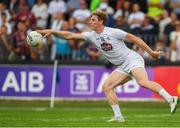22 July 2018; Daniel Flynn of Kildare during the GAA Football All-Ireland Senior Championship Quarter-Final Group 1 Phase 2 match between Kildare and Galway at St Conleth's Park in Newbridge, Co Kildare. Photo by Piaras Ó Mídheach/Sportsfile
