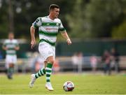 22 July 2018; Aaron Greene of Shamrock Rovers during the SSE Airtricity League Premier Division match between Waterford and Shamrock Rovers at the RSC in Waterford. Photo by Stephen McCarthy/Sportsfile
