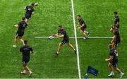 24 July 2018; Robbie Henshaw during Leinster Rugby squad training at Energia Park in Donnybrook, Dublin. Photo by Ramsey Cardy/Sportsfile