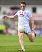 22 July 2018; Neil Flynn of Kildare during the GAA Football All-Ireland Senior Championship Quarter-Final Group 1 Phase 2 match between Kildare and Galway at St Conleth's Park in Newbridge, Co Kildare. Photo by Sam Barnes/Sportsfile