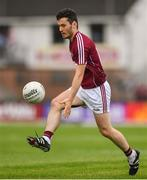 22 July 2018; Ian Burke of Galway during the GAA Football All-Ireland Senior Championship Quarter-Final Group 1 Phase 2 match between Kildare and Galway at St Conleth's Park in Newbridge, Co Kildare. Photo by Sam Barnes/Sportsfile