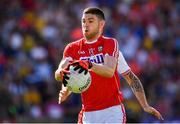 7 July 2018; Luke Connolly of Cork during the GAA Football All-Ireland Senior Championship Round 4 between Cork and Tyrone at O'Moore Park in Portlaoise, Co. Laois. Photo by Brendan Moran/Sportsfile