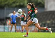 28 July 2018; Niamh Kelly of Mayo during the TG4 All-Ireland Ladies Football Senior Championship qualifier Group 1 Round 3 match between Dublin and Mayo at Dr Hyde Park in Roscommon. Photo by Brendan Moran/Sportsfile