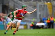 29 July 2018; Seamus Harnedy of Cork during the GAA Hurling All-Ireland Senior Championship semi-final match between Cork and Limerick at Croke Park in Dublin. Photo by Ramsey Cardy/Sportsfile
