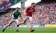 29 July 2018; Mark Coleman of Cork during the GAA Hurling All-Ireland Senior Championship semi-final match between Cork and Limerick at Croke Park in Dublin. Photo by Ramsey Cardy/Sportsfile
