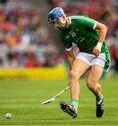 29 July 2018; David Reidy of Limerick during the GAA Hurling All-Ireland Senior Championship semi-final match between Cork and Limerick at Croke Park in Dublin. Photo by Ray McManus/Sportsfile