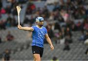 28 July 2018; Luke Swan of Dublin during the Electric Ireland GAA Hurling All-Ireland Minor Championship Semi-Final match between Dublin and Galway at Croke Park in Dublin. Photo by Ray McManus/Sportsfile