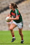 14 July 2018; Sinead Cafferkey of Mayo during the TG4 All-Ireland Ladies Football Senior Championship Group 4 Round 1 match between Cavan and Mayo at St Tiernach's Park, in Clones, Monaghan. Photo by Oliver McVeigh/Sportsfile
