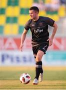 2 August 2018; Michael Duffy of Dundalk during the UEFA Europa League Second Qualifying Round 2nd Leg match between AEK Larnaca and Dundalk at the AEK Arena in Larnaca, Cyprus. Photo by Stephen McCarthy/Sportsfile