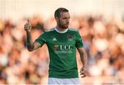 3 August 2018; Karl Sheppard of Cork City during the SSE Airtricity League Premier Division match between Waterford and Cork City at the RSC in Waterford. Photo by Stephen McCarthy/Sportsfile