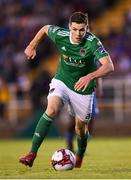 3 August 2018; Garry Buckley of Cork City during the SSE Airtricity League Premier Division match between Waterford and Cork City at the RSC in Waterford. Photo by Stephen McCarthy/Sportsfile