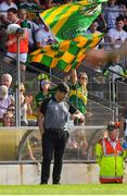 4 August 2018; Kerry manager Eamonn Fitzmaurice during the GAA Football All-Ireland Senior Championship Quarter-Final Group 1 Phase 3 match between Kerry and Kildare at Fitzgerald Stadium in Killarney, Kerry. Photo by Brendan Moran/Sportsfile