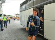 5 August 2018; David Reidy of Clare arrives prior to the GAA Hurling All-Ireland Senior Championship semi-final replay match between Galway and Clare at Semple Stadium in Thurles, Co Tipperary. Photo by Brendan Moran/Sportsfile
