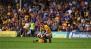 5 August 2018; Colm Galvin of Clare after the GAA Hurling All-Ireland Senior Championship semi-final replay match between Galway and Clare at Semple Stadium in Thurles, Co Tipperary. Photo by Ray McManus/Sportsfile
