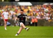5 August 2018; Niall Morgan of Tyrone during the GAA Football All-Ireland Senior Championship Quarter-Final Group 2 Phase 3 match between Tyrone and Donegal at MacCumhaill Park in Ballybofey, Co Donegal. Photo by Philip Fitzpatrick/Sportsfile