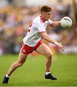 5 August 2018; Conor Meyler of Tyrone during the GAA Football All-Ireland Senior Championship Quarter-Final Group 2 Phase 3 match between Tyrone and Donegal at MacCumhaill Park in Ballybofey, Co Donegal. Photo by Stephen McCarthy/Sportsfile